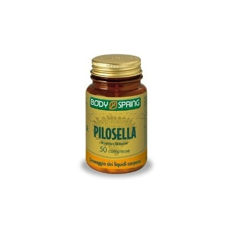 Body Spring Pilosella Integratore Alimentare Drenante 50 Compresse
