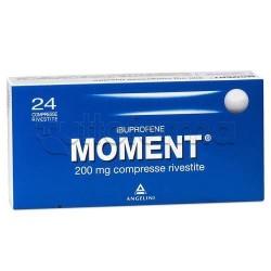 Moment 24 Compresse Rivestite 200 mg