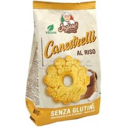 Inglese Canestrelli al Riso Senza Glutine 300g