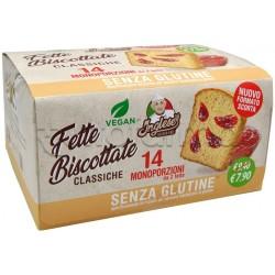 Inglese Fette Biscottate Classiche Senza Glutine 14 Monoporzioni
