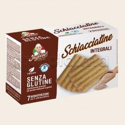 Inglese Schiacciatine Integrali Senza Glutine 7 Monoporzioni