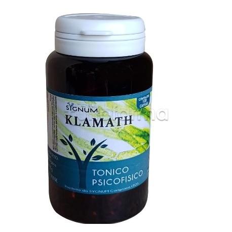 Sygnum Klamath Integratore Tonico 100 Capsule