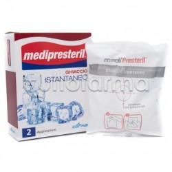 Medipresteril Ghiaccio Istantaneo 2 Pezzi