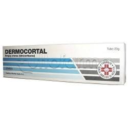 Dermocortal Crema 20 gr 0,5% per Eczemi e Prurito