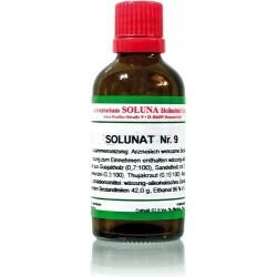 Solunat 09 Per la Depurazione e Disintossicazione Gocce50ml