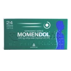 Momendol 24 Compresse Rivestite 220 mg