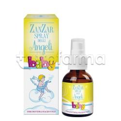 Erboristeria Magentina Angeli Baby Zanzar Spray Antizanzare per Bambini 50ml