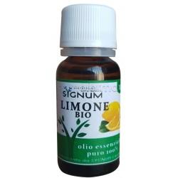 Sygnum Olio Essenziale di Limone Biologico 10ml