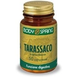 Body Spring Tarassaco Funzione Digestiva 50 Compresse