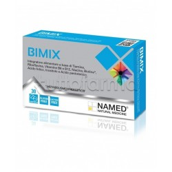 Named Bimix Integratore Vitaminico 30 Compresse