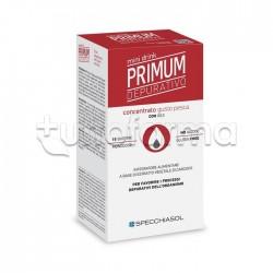 Specchiasol Primum Depurativo Mini Drink Gusto Pesca 15 Bustine