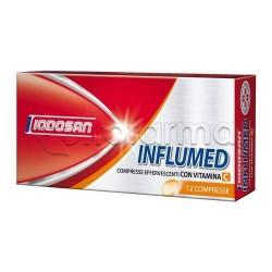 Influmed C 12 Compresse Effervescenti per Raffreddore ed Influenza