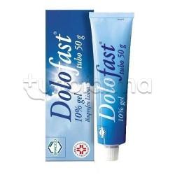 Dolofast Gel Antinfiammatorio ed Antidolorifico 50 gr 10 %