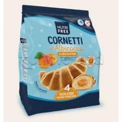 Nutrifree Cornetti all'Albicocca Senza Glutine 240g