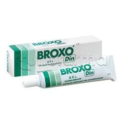 Broxo Din Gel Gengivale Disinfettante 30 ml 0,2% Clorexidina