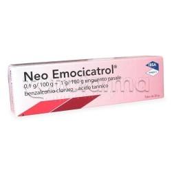 Neo Emocicatrol Unguento Nasale per Sanguinamento del Naso 20 gr