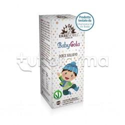 Erbenobili Baby Gola Integratore Spray per la Gola dei Bambini 15ml