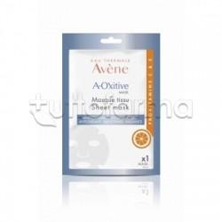 Avene A-Oxitive Maschera in Tessuto Anti-età e Antiossidante 1 Pezzo