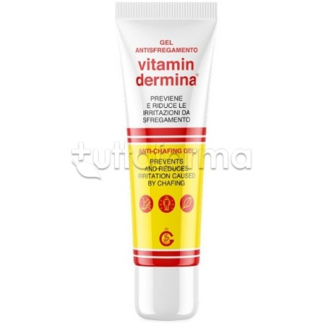 Vitamindermina Gel Antisfregamento Pelle Sensibile 30ml