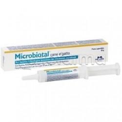 Microbiotal Pasta Veterinarao per Benessere Intestinale di Cani e Gatti 30g