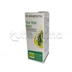 Arkopharma Arkoessentiel Tea Tree Bio Olio Essenziale Difese Immunitarie 10ml
