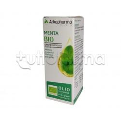 Arkopharma Arkoessentiel Menta Bio Olio Essenziale Digestivo 10ml