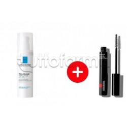 La Roche Posay Toleriane Sensitive Fluido Idratante Viso Adulti e Bambini 40ml con Mascara Volumizzante in Omaggio
