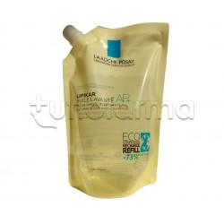 La Roche Posay Lipikar AP+ Olio Detergente Doccia Refill 400ml