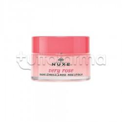 Nuxe Very Rose Balsamo Labbra Idratante e Illuminante 15g