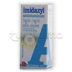Imidazyl Antistaminico Collirio 10 ml per Occhi Irritati ed Allergie