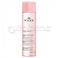 Nuxe Very Rose Acqua Micellare Lenitiva Viso 3 in 1 200ml