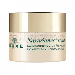 Nuxe Nuxuriance Gold Balsamo Occhi Illuminante 15ml