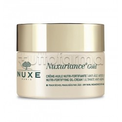 Nuxe Nuxuriance Gold Crema Olio Fortificante Viso 50ml