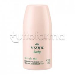 Nuxe Rêve de Thé Deodorante Corpo 50ml
