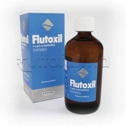Flutoxil Sciroppo Mucolitico per Tosse e Catarro 250 ml 5mg/5ml