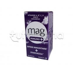 Mag Immuno+ Integratore per Difese Immunitarie 30 Compresse