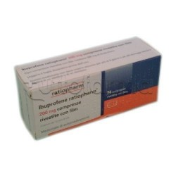 Ibuprofene Pharmentis 12 Compresse 200 Mg (Equivalente Moment)