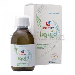 Endovir Liquid Plus Collutorio Rinfrescante 200ml