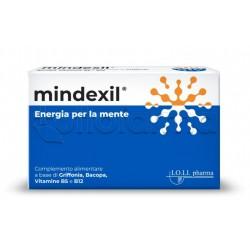 Mindexil Integratore per Concentrazione e Mente 20 Compresse