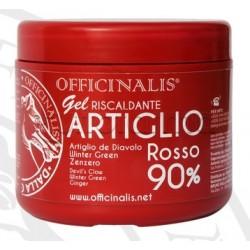 Artiglio Rosso 90% Gel Veterinario Riscaldante per Cavalli 500ml