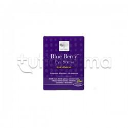 New Nordic Blue Berry Eye Stress Integratore per Vista 60 Compresse
