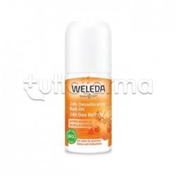 Weleda Deodorante Roll-On 24 Ore Olivello Spinoso 50ml