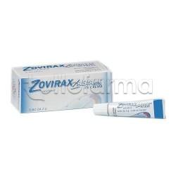 Zoviraxlabiale Crema 2 grammi 5% Aciclovir per Herpes Labiale