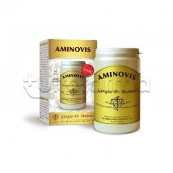 Dr Giorgini Aminovis Integratore di Aminoacidi 400 Pastiglie