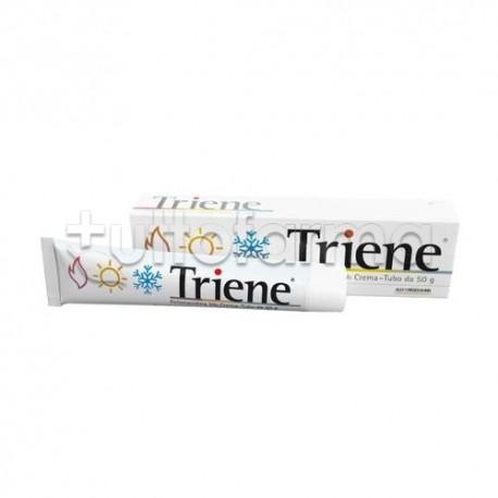 Triene Crema per Eritemi e Scottature 50 gr 5%