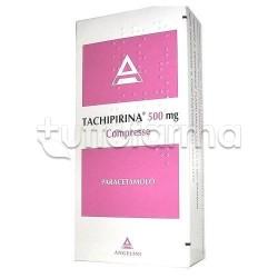 Tachipirina 10 Compresse 500 mg per Febbre e Dolore