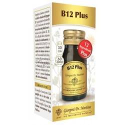 Dr Giorgini B12 Plus Integratore Vitamine B 60 Pastiglie