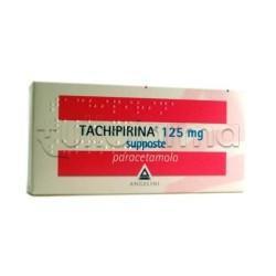 Tachipirina Prima Infanzia 10 Supposte 125 mg da 5kg a 10kg