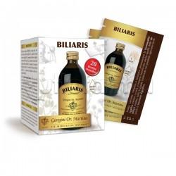 Dr Giorgini Biliaris Liquido Analcolico Integratore per Funzione Epatica 20 Bustine