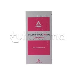 Tachipirina 20 Compresse 500 mg Paracetamolo per Febbre e Dolore